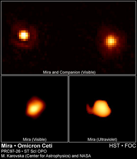 The Mira Binary System